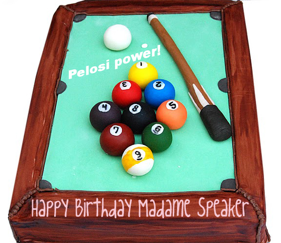 Pool table cake2