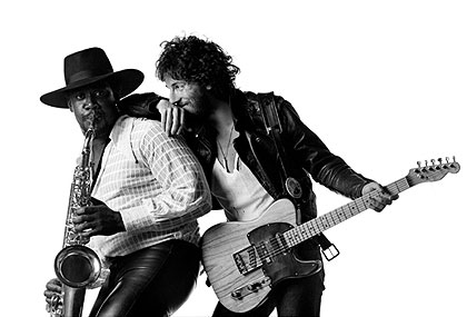 Springsteen and Clemons