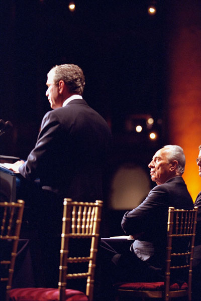 Bush_with_shimon_peres